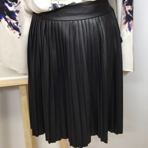 Torrid black skirt.